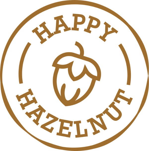 Logo Happy Hazelnut