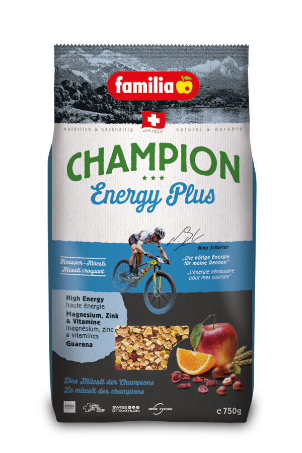 familia Champion Energy Plus 750g