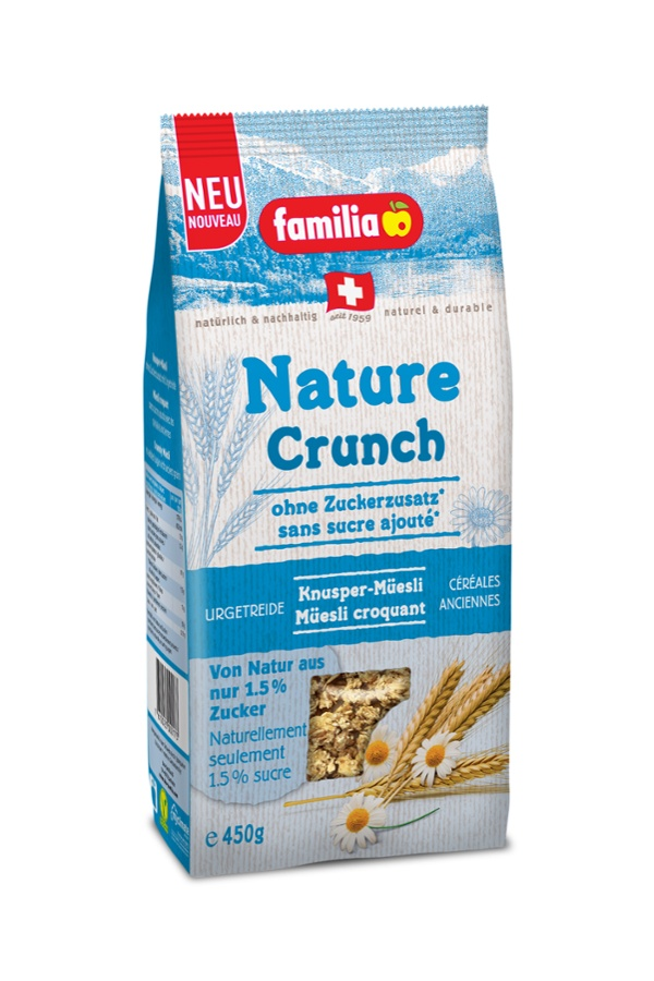 familia Nature Crunch